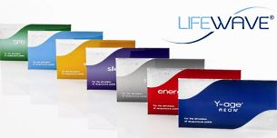 LifeWave Energytherapy