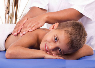 Massage for babie & Kids